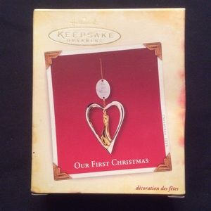 Hallmark Holiday - Hallmark Keepsake Ornament